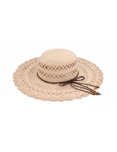Sombrero tipo pamela Rogil de EFERRI
