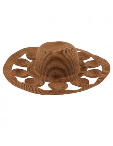 Sombrero tipo pamela Palestina de FOR...