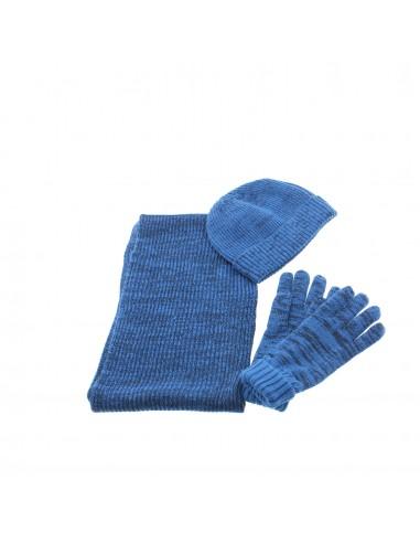 Pack gorro, bufanda y guantes Bails...