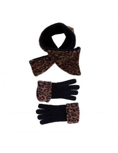 Pack bufanda y guantes Risti de Don...