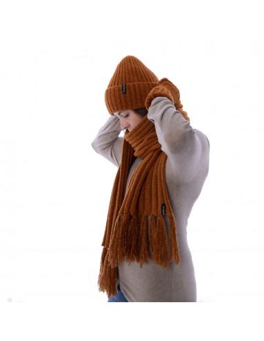 Pack bufanda, gorro y guantes Leisi...