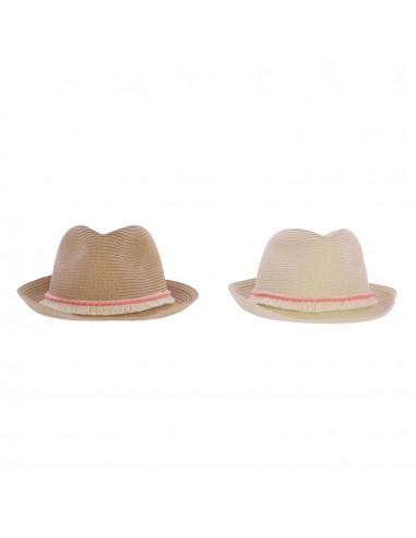 Sombrero fedora Órzola de FOR TIME
