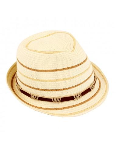 Sombrero fedora Cercal de EFERRI