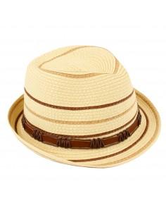 Sombrero fedora Cercal de...