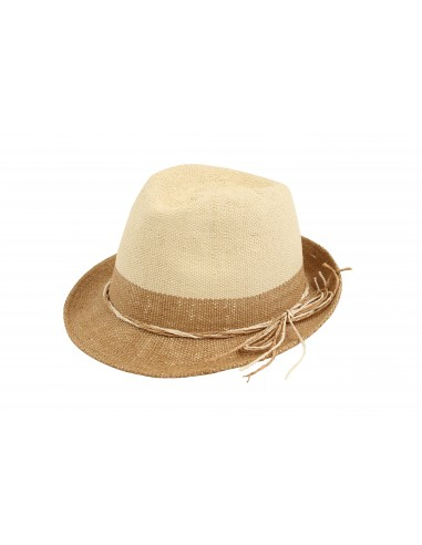 Sombrero fedora Tulli de FOR TIME