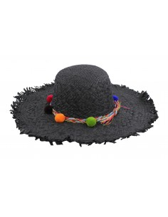 Sombrero tipo pamela Mola...